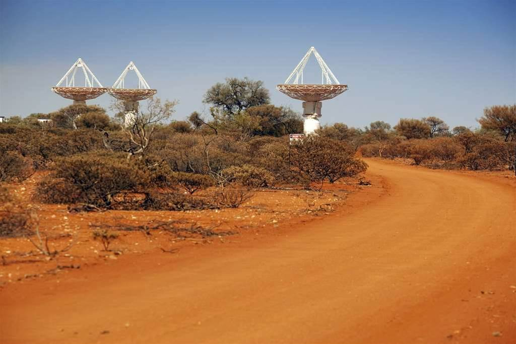 Australia shares $2bn Square Kilometre Array