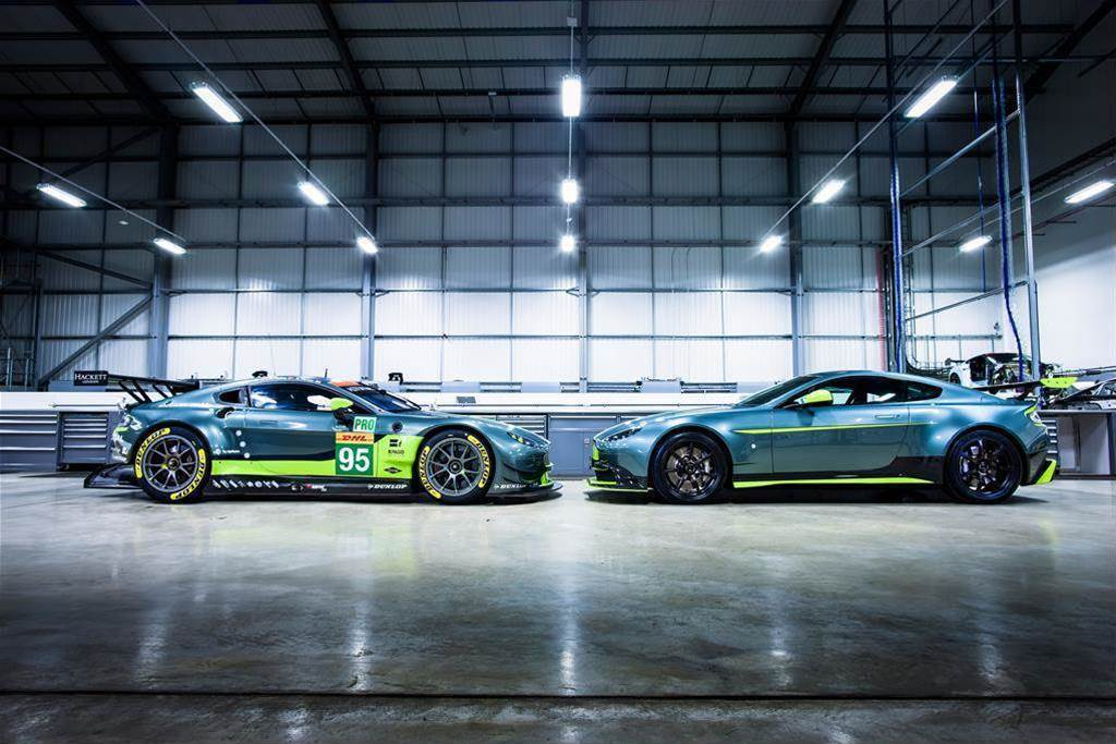 Aston Martin works team set for Bathurst 12 Hour