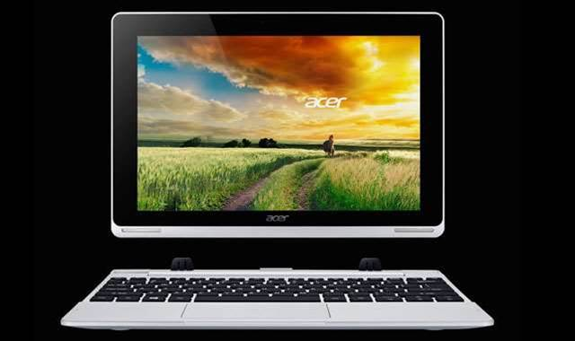 Acer's new Aspire Switch 10 Pro aims to replace a laptop and tablet