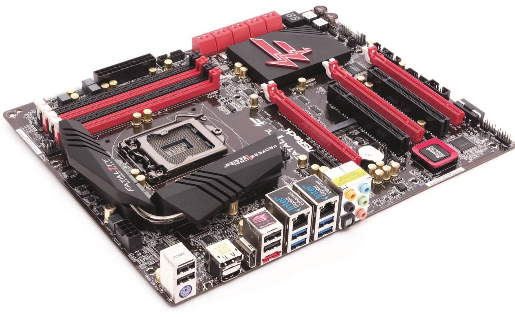 Labs Brief: Asrock Fatal1ty Z87 Killer