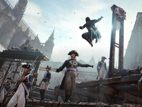 Ubisoft offers free DLC offered for botched Assassin's Creed Unity launch