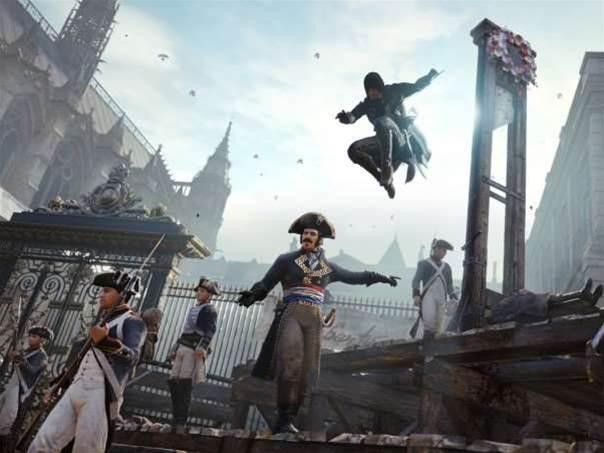 Ubisoft accidentally borks Assassin's Creed Unity Xbox One update
