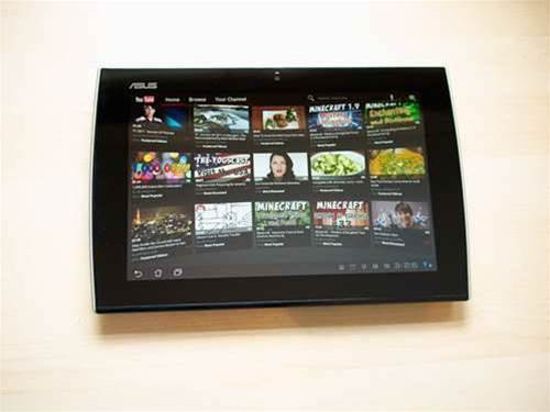 Review: Asus Eee Pad Slider