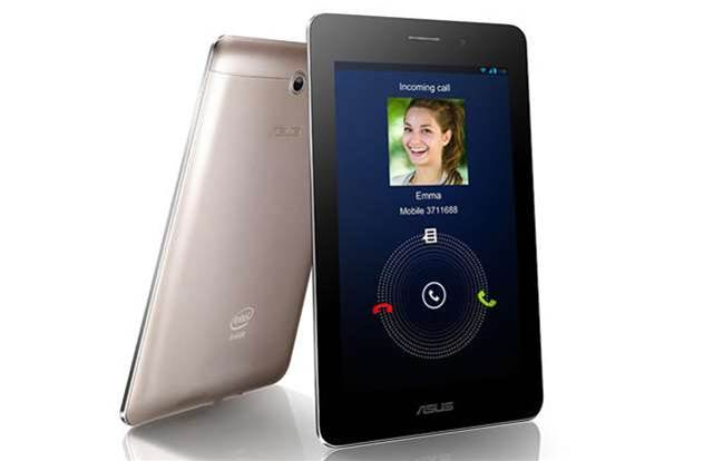 First look: Asus Fonepad
