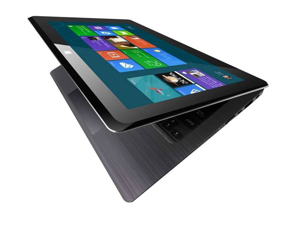 Touchscreens, Trackpads and Windows 8 Laptops