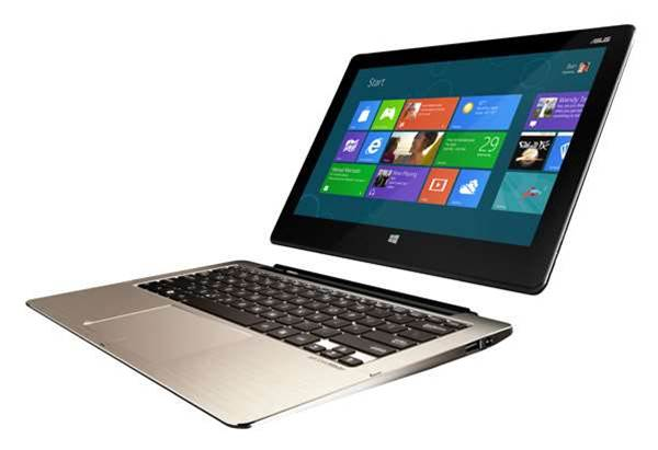 Asus, Acer first with Windows 8 hybrids