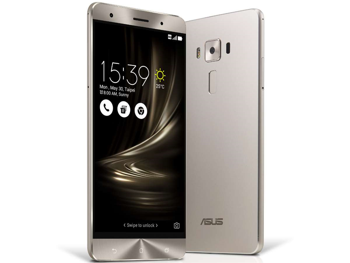 The Asus ZenFone 3 Deluxe is a cheaper flagship without antenna lines