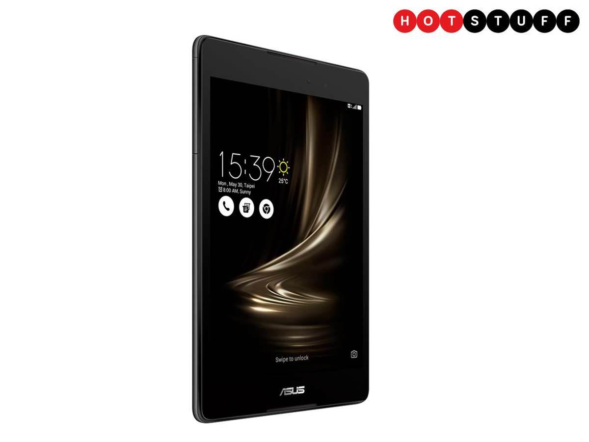 Asus ZenPad 3 8.0 packs the pixels with 2K display