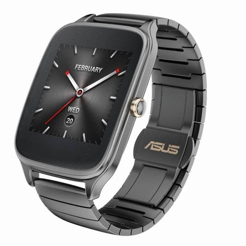 Review: Asus' ZenWatch 2 is a wonderfully simple smartwatch