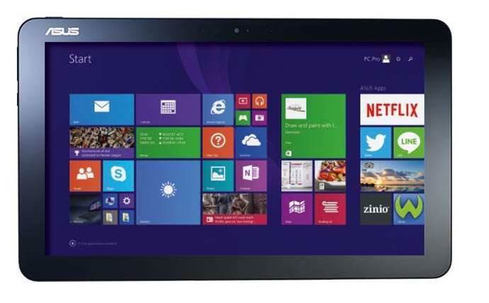 Review: Asus Transformer Book T300 Chi