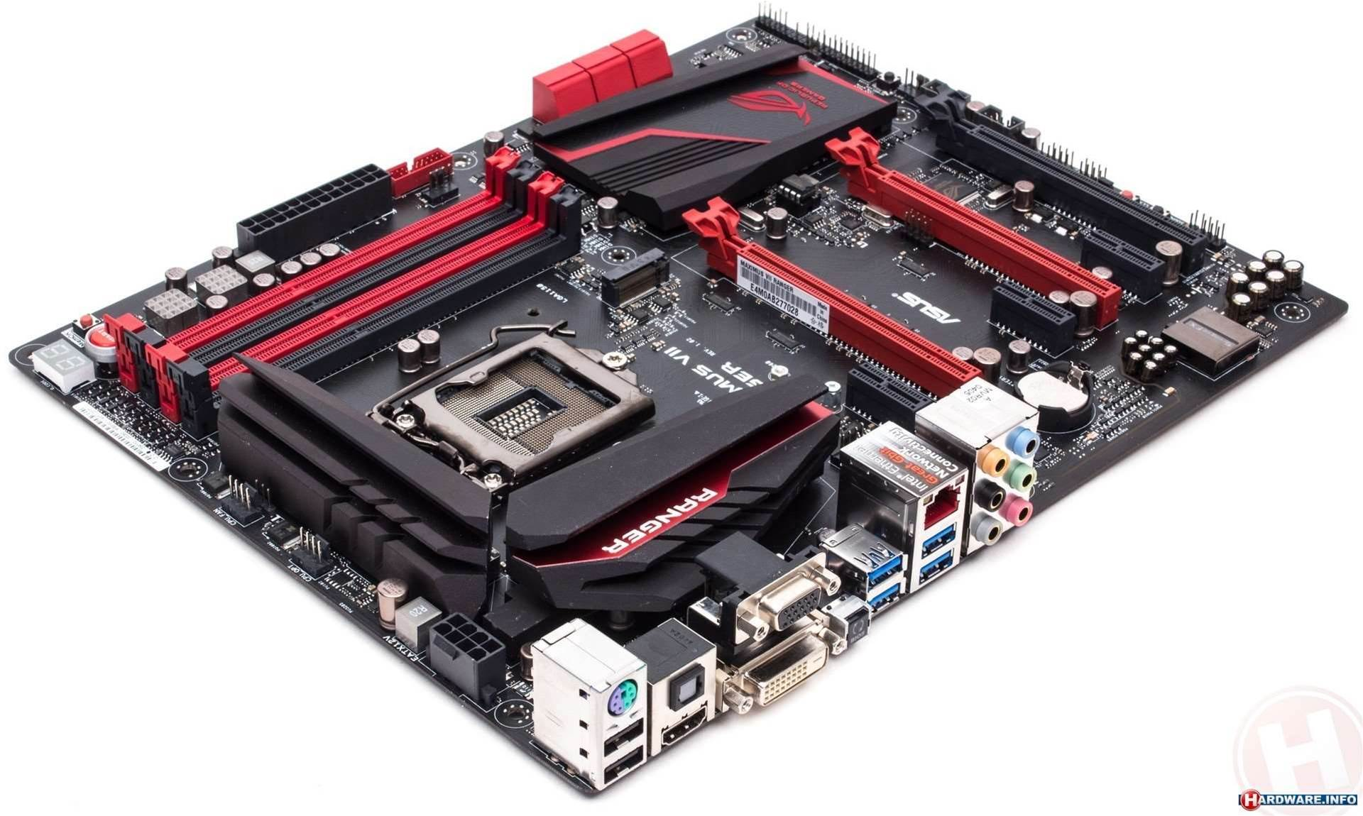 Review: Asus Maximus VII Ranger