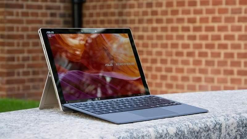 Asus' Surface Pro challenger reviewed