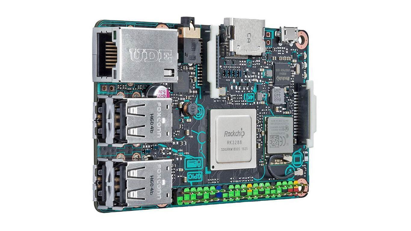 Asus reveals 4K-capable Raspberry Pi competitor