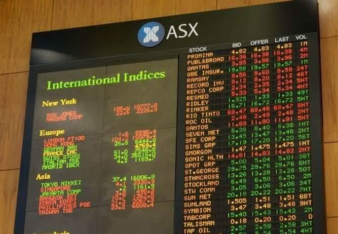 ASX trade halted by technical glitch