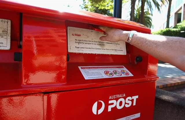 How to setup your own Australia Post Digital MailBox