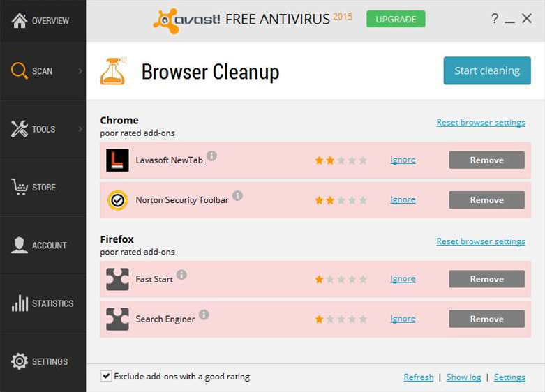 Avast 2015 update brings remote access for all