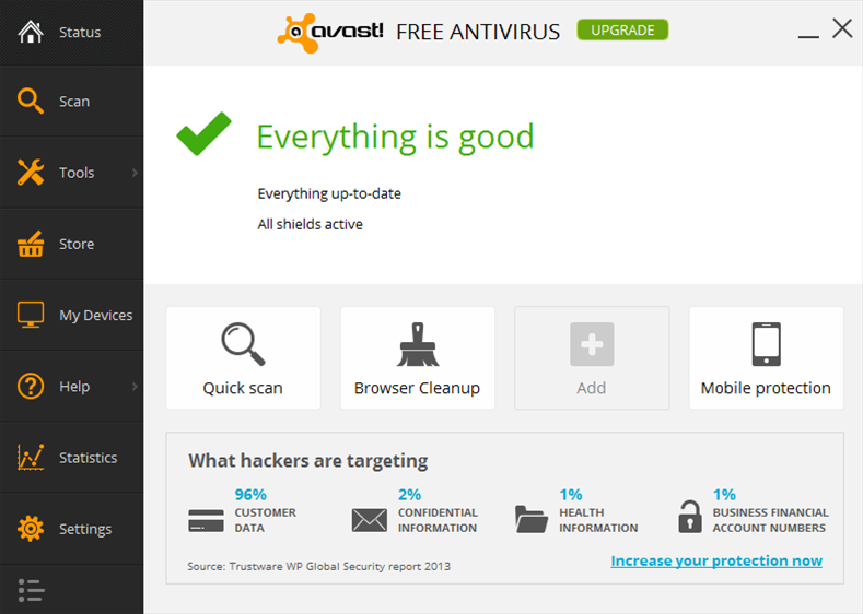 avast! 2014 boasts new look and better protection
