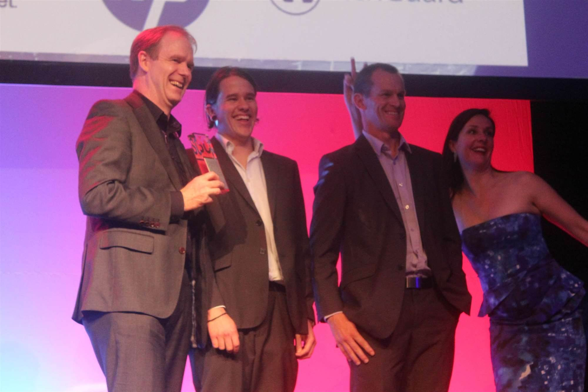 AusCERT2012: The SC Award winners
