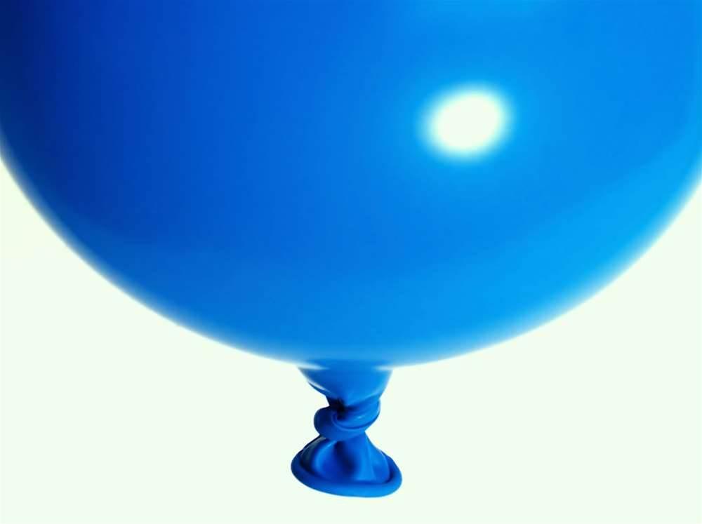 Has the cloud bubble burst?