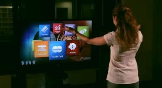 Video: The Motion-Sensing Banking App We've All Been Waiting For