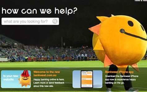 New Bankwest site a 'research tool', not advertising platform