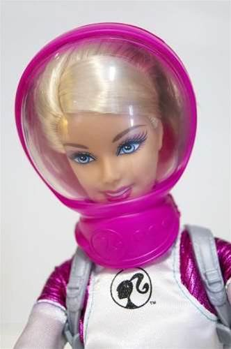 Barbie's Newest Career: Mars Explorer