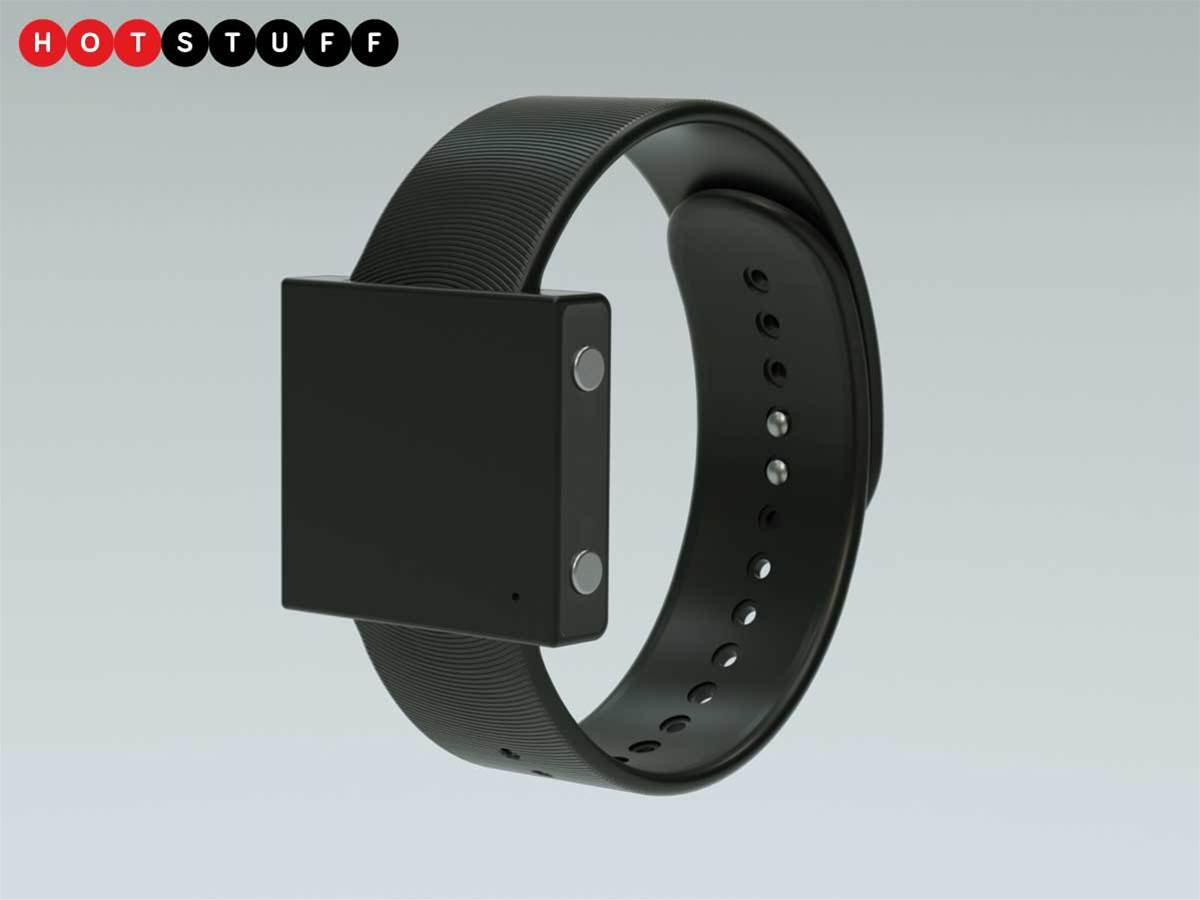 The Basslet straps a subwoofer to your wrist