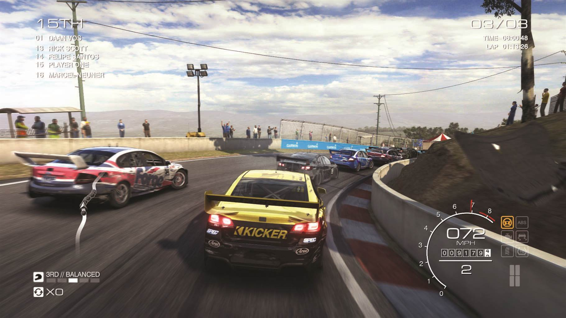 Review: GRID Autosport