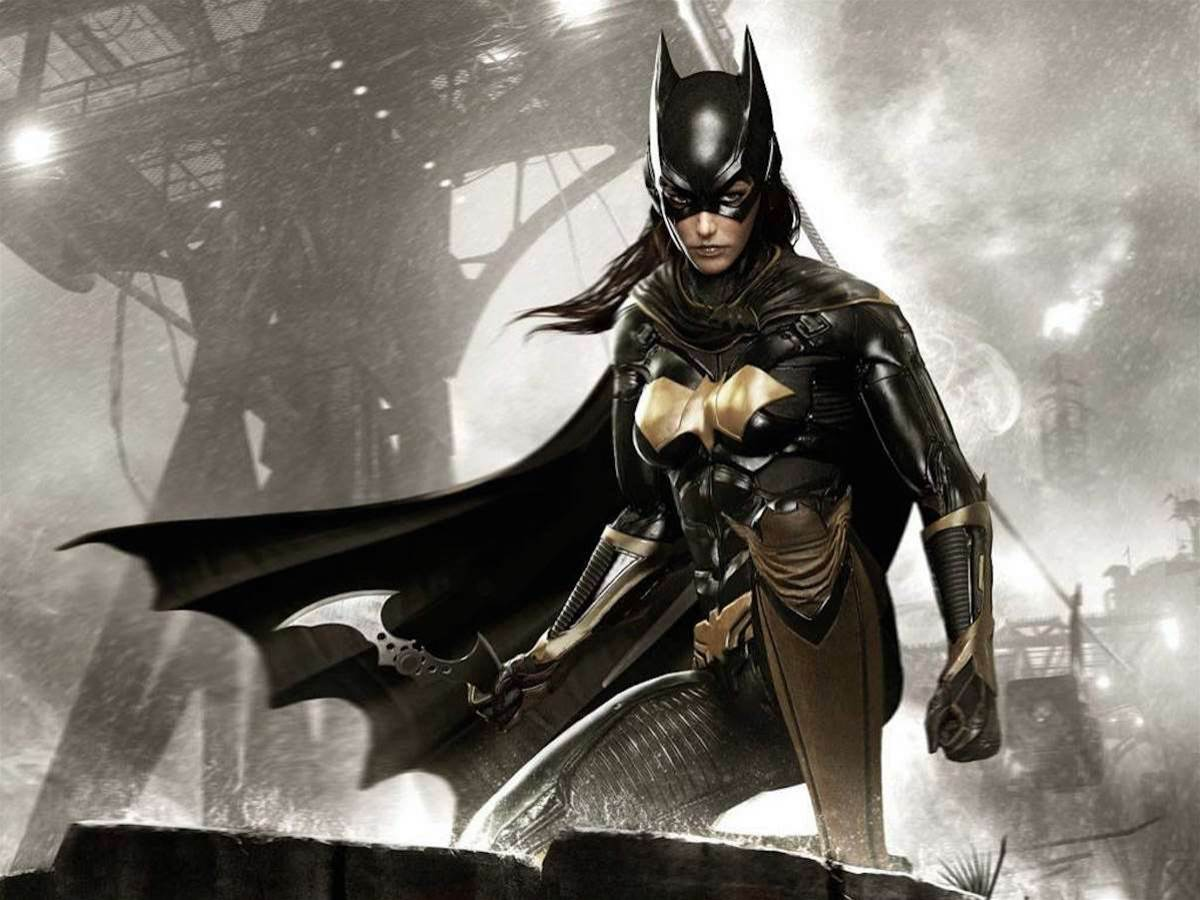Batgirl stars in Arkham Knight DLC
