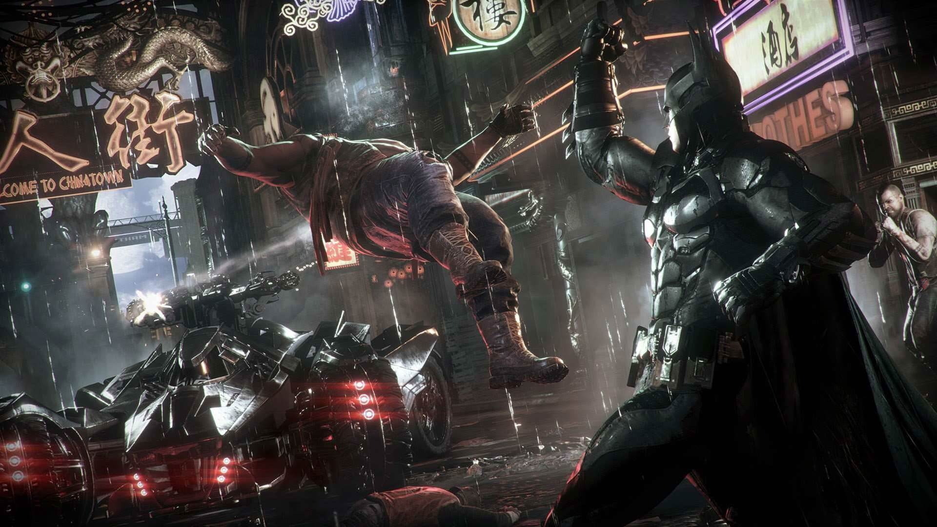 Arkham Knight's first PC patch is a start - but there's more to come