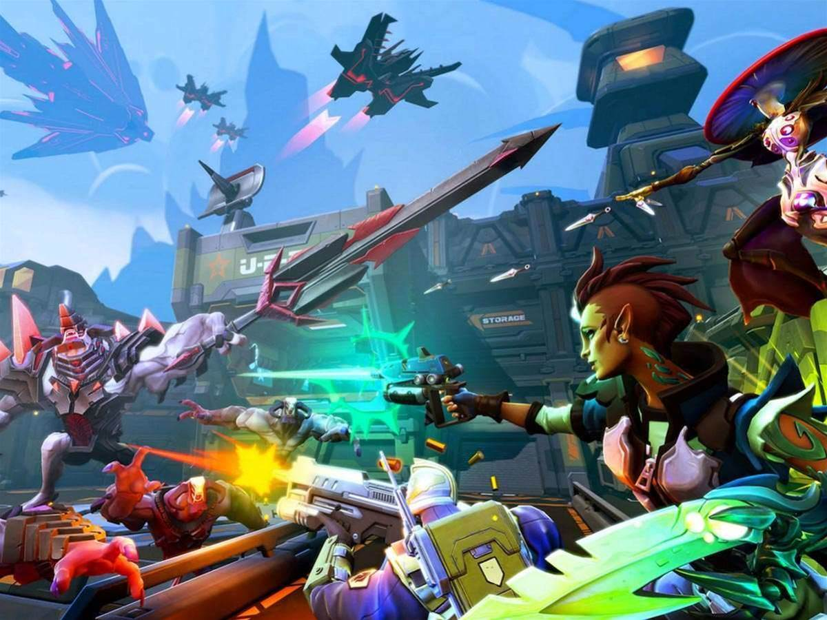 You might be able to play Battleborn this month