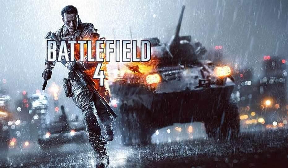 Two new Battlefield 4 screens