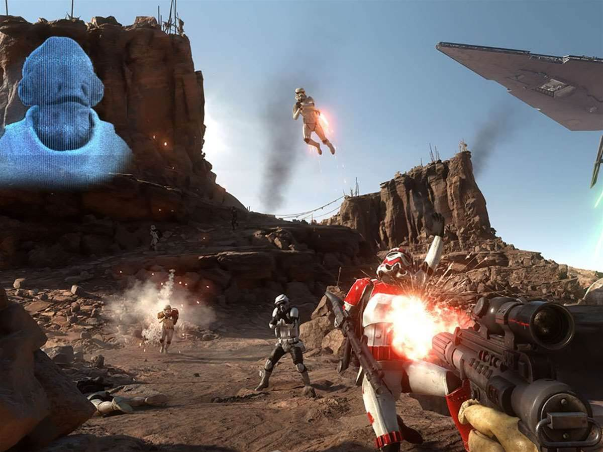 Star Wars Battlefront will have a $US50 season pass