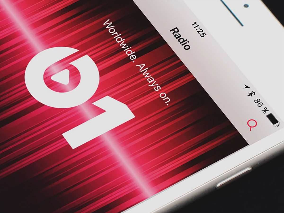 You can stream Beats 1 on your Android device