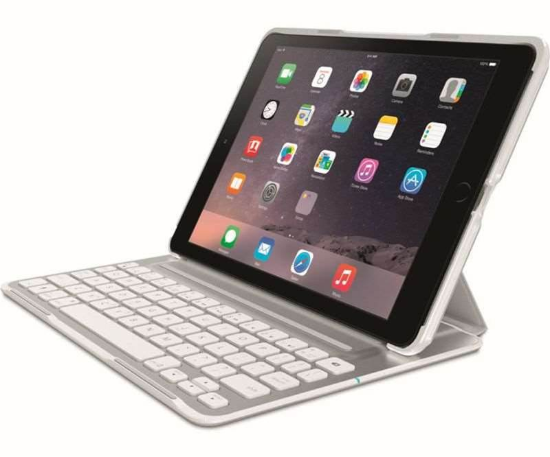 One Minute Review: Belkin Qode Ultimate Light Keyboard