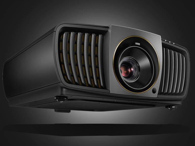 BenQ's DLP 4K projector is its most colourful ever