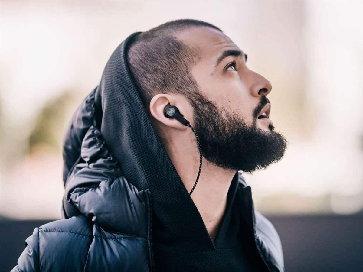 B&O Play H5 are the beautiful wireless earbuds you won't lose