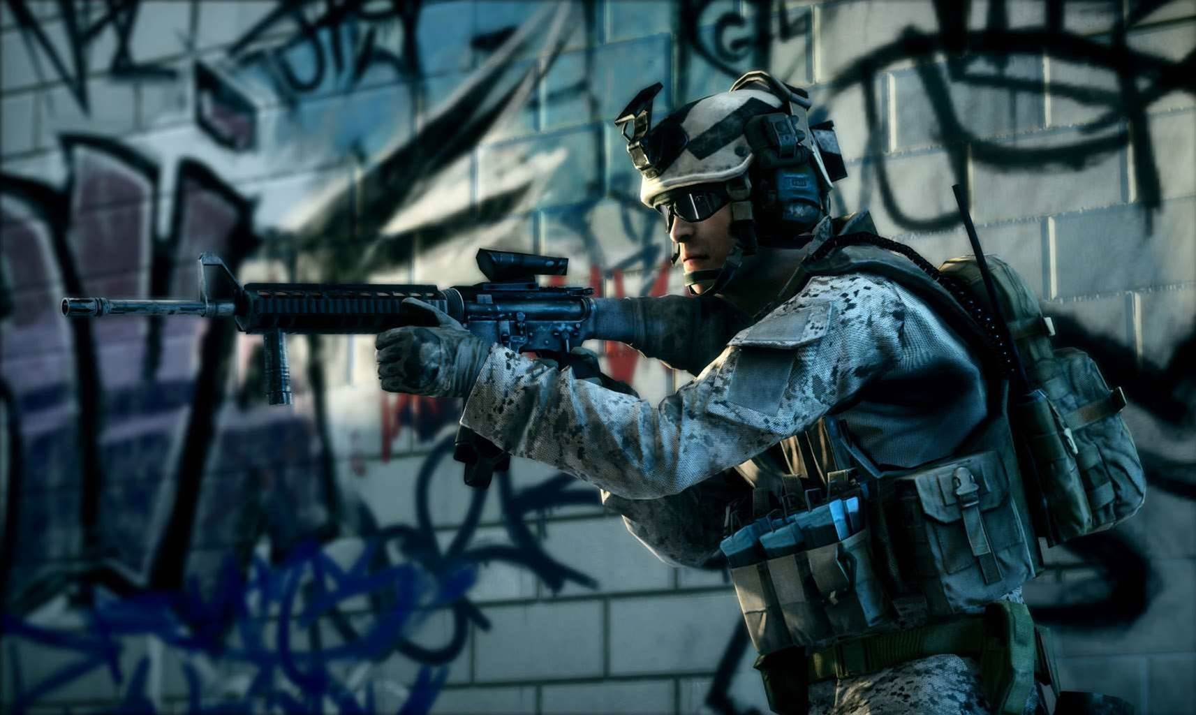 Battlefield 3 on PC NOT featuring a Commander role