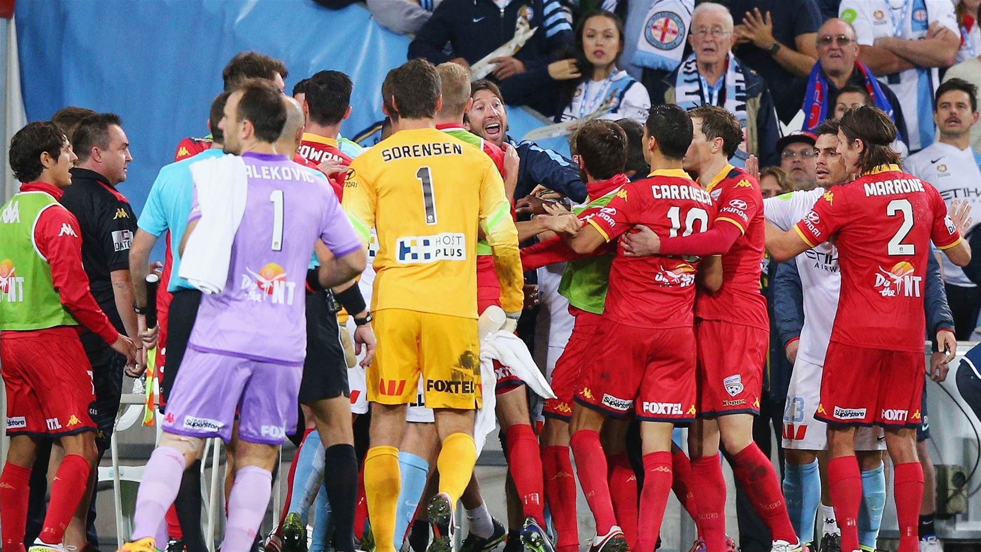 Adelaide V City: The new rivalry