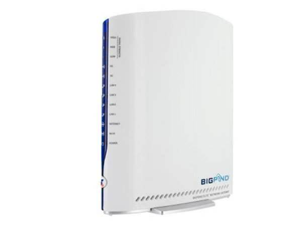 Bigpond Elite Network Gateway