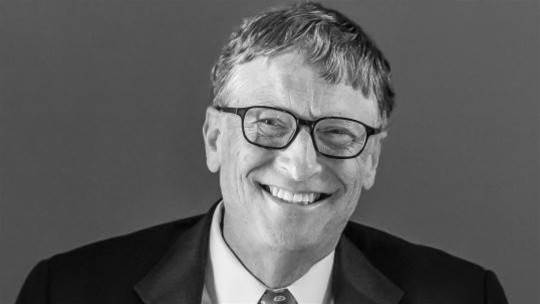 Bill Gates' advice to a new generation of students