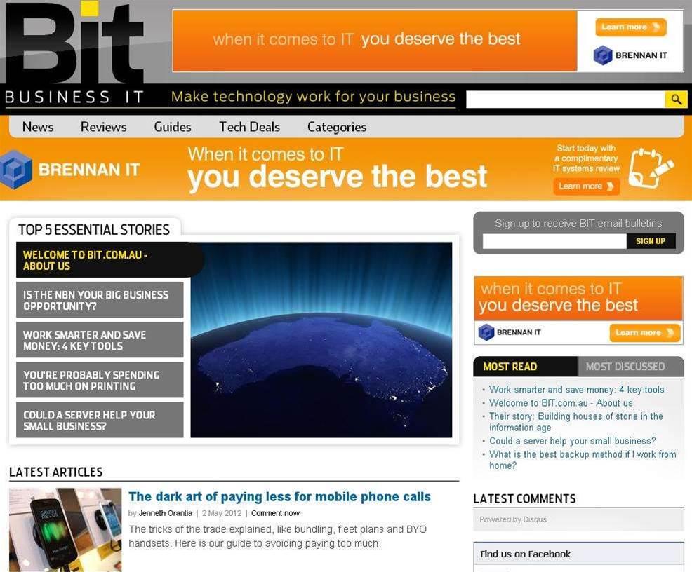 Introducing BIT.com.au