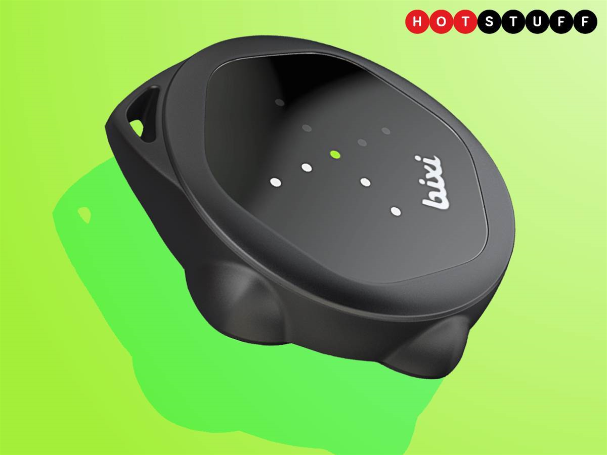 Bixi is a smart motion controller straight out of Minority Report