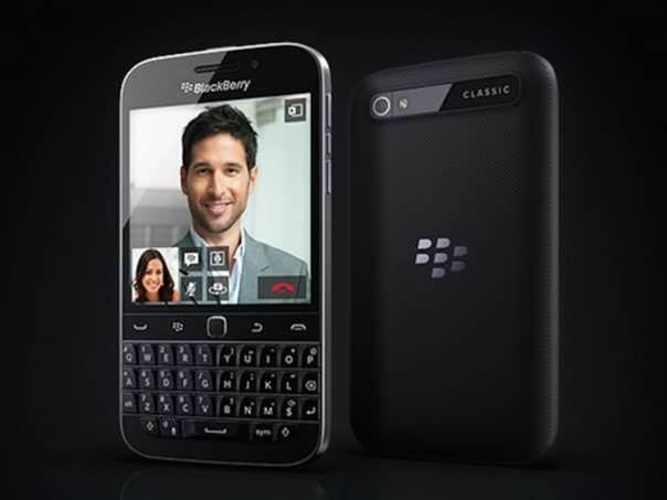 BlackBerry Classic due out 17 December, pre-orders available now