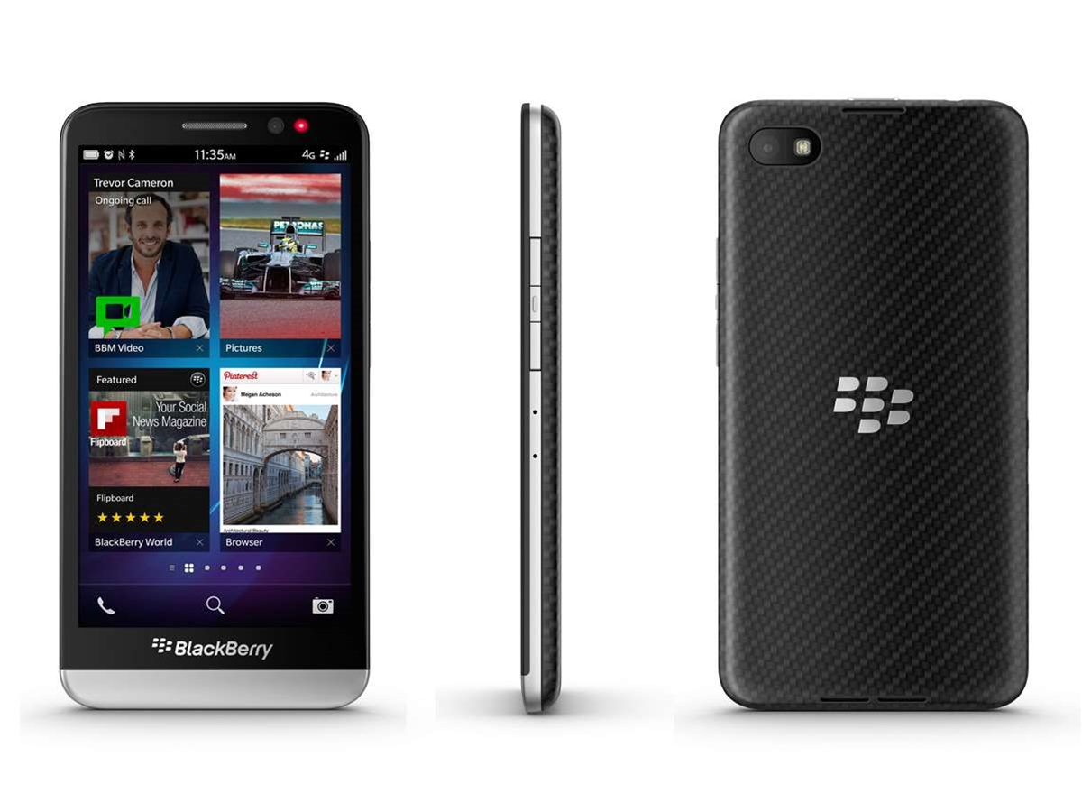BlackBerry Assistant and Amazon Appstore access rolling out to older BB10 phones