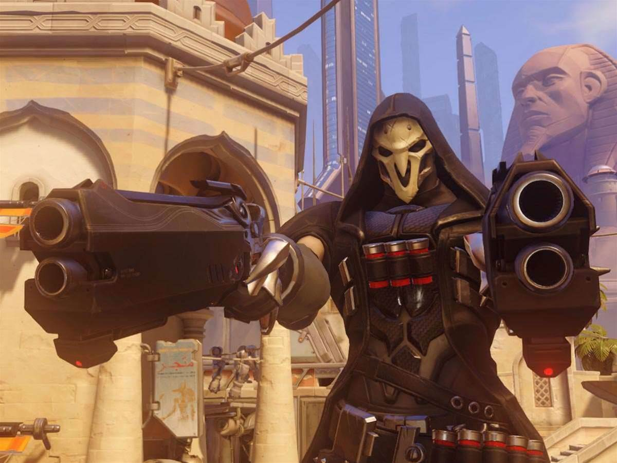 How Overwatch turned me from a cynic into a trumpet