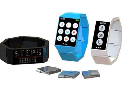 Blocks smartwatch lets you build your own wristwear