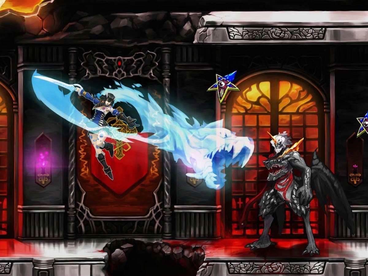 Castlevania-inspired Bloodstained storms Kickstarter