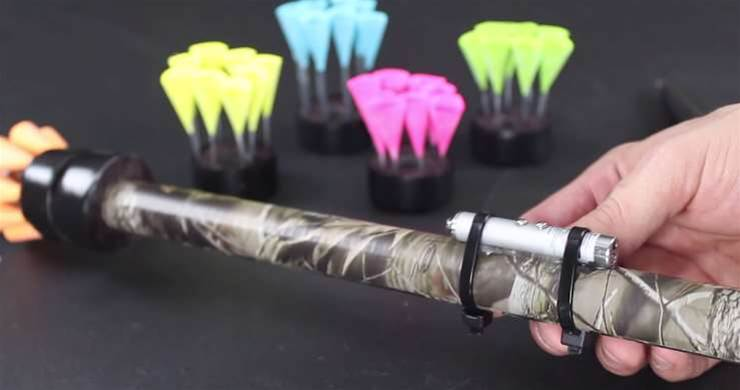 How To Make A Laser-Sighted Blowgun For Only $3