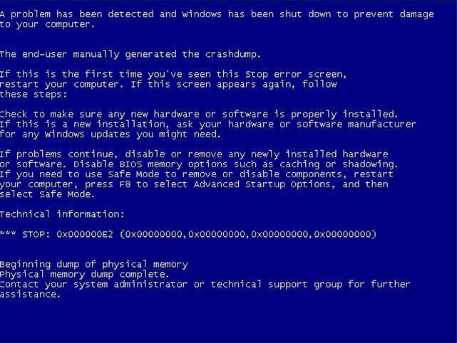 Microsoft yanks blue screen of death Windows patch